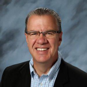 Darin Drown Grandview High School Choir Director