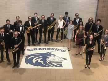 Grandview High School Jazz Band I