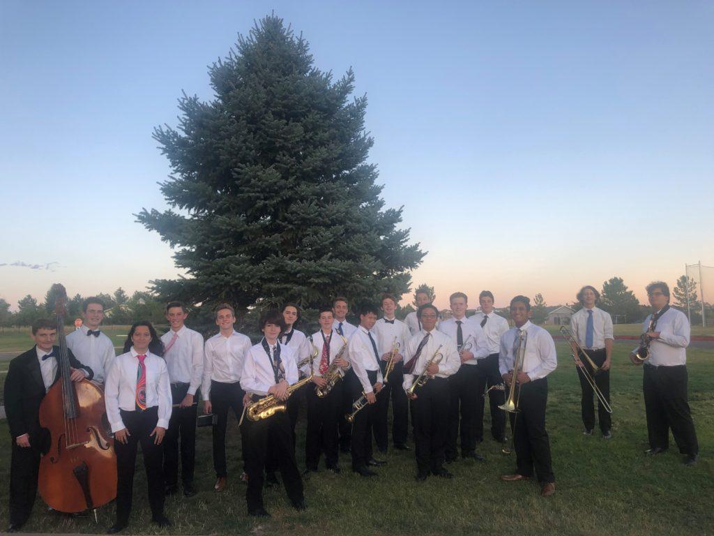 Grandview High School Jazz Band 2