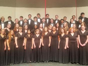 Grandview High School Performing Arts Camerata Choir 19-20
