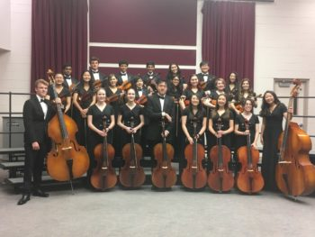 Grandview High School Chamber Orchestra 2019 2020