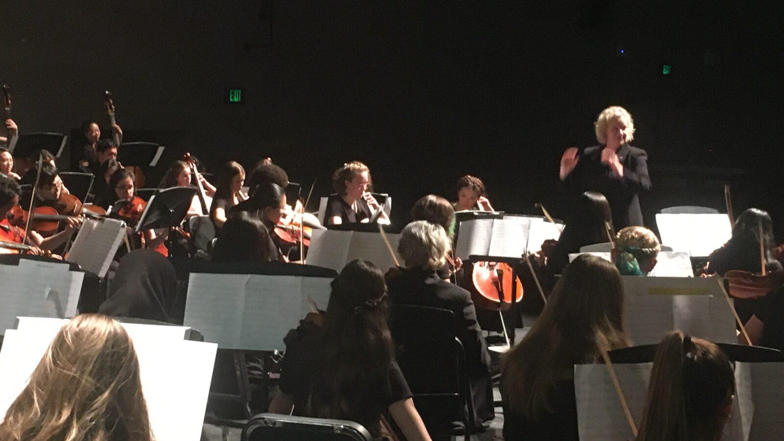 Mindi Loewen Conducting