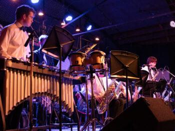 Jazz Band Mercury Cafe