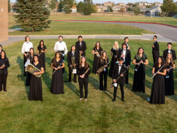 Grandview Wind Ensemble 2020-2021